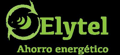 LOGO ELYTEL AHORRO ENERGÉTICO